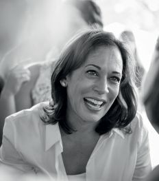 Interview exclusive : Kamala Harris femme de légende