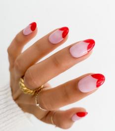 Les plus beaux nail arts de Saint-Valentin repérés sur Instagram