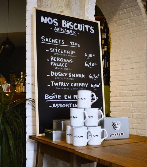 Pardon biscuits maison