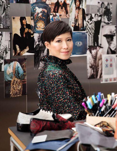 Sandra Choi, directrice créative Jimmy Choo