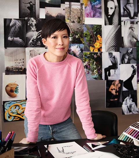 """Sandra Choi chez Jimmy Choo: """"Comment créer le rêve ?"""""""