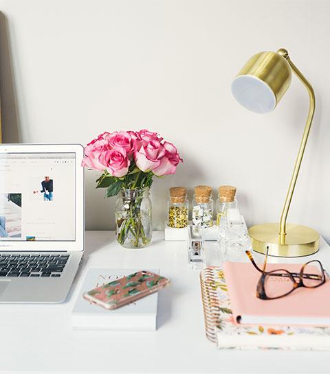 15 objets pour un bureau tendance à petits prix