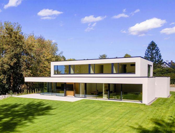 Superbe villa contemporaine à Rhode-Saint-Genèse - 1