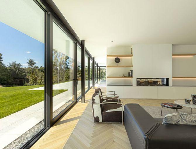 Superbe villa contemporaine à Rhode-Saint-Genèse - 2