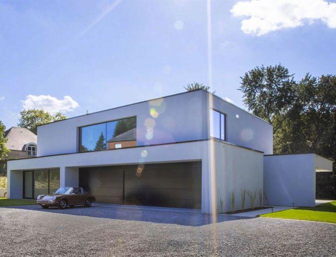 Superbe villa contemporaine à Rhode-Saint-Genèse - 6