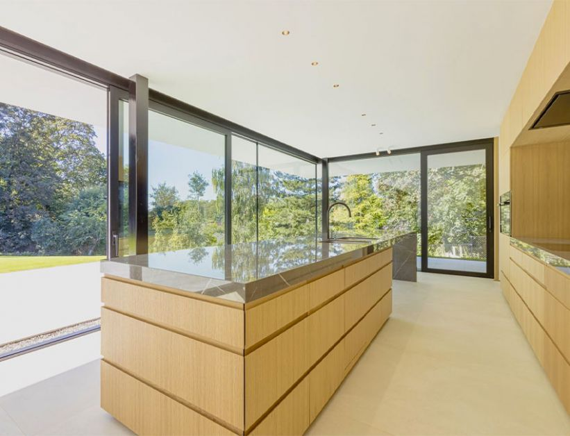 Superbe villa contemporaine à Rhode-Saint-Genèse - 4