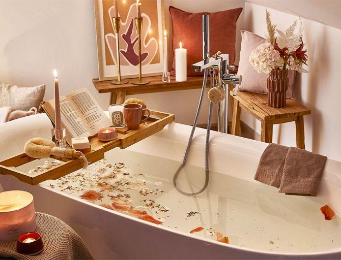 6 astuces pour transformer sa salle de bains en véritable spa - 3