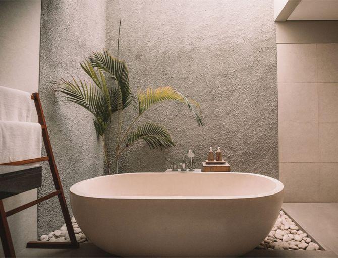 6 astuces pour transformer sa salle de bains en véritable spa - 1