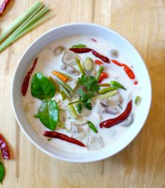Recette thaï : le Tom Kha Gaï de «Oh-Chef»