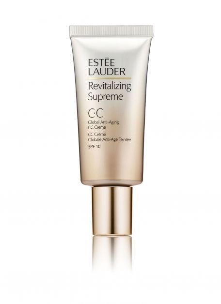 Revitalizing Supreme CC Crème Global Anti-âge CC Teintée SPF 10 - Estée Lauder