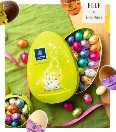 Leonidas dévoile ses créations gourmandes pour Pâques