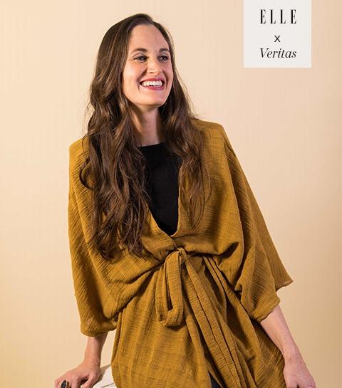 On a testé : créer soi-même un kimono élégant et tendance avec Veritas
