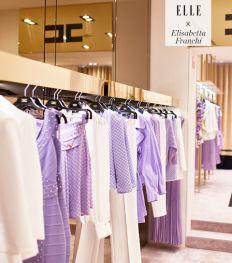 Elisabetta Franchi ouvre sa première boutique à Bruxelles
