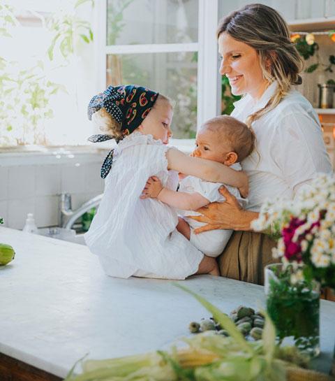 Les secrets de la cuisine pour bébé