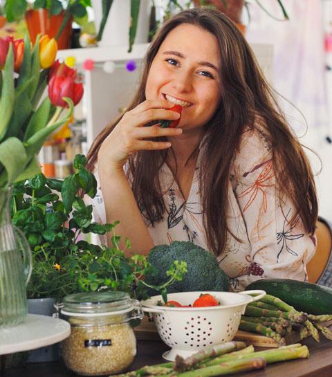 Rencontre avec Alia.rds, la food blogueuse pleine de peps
