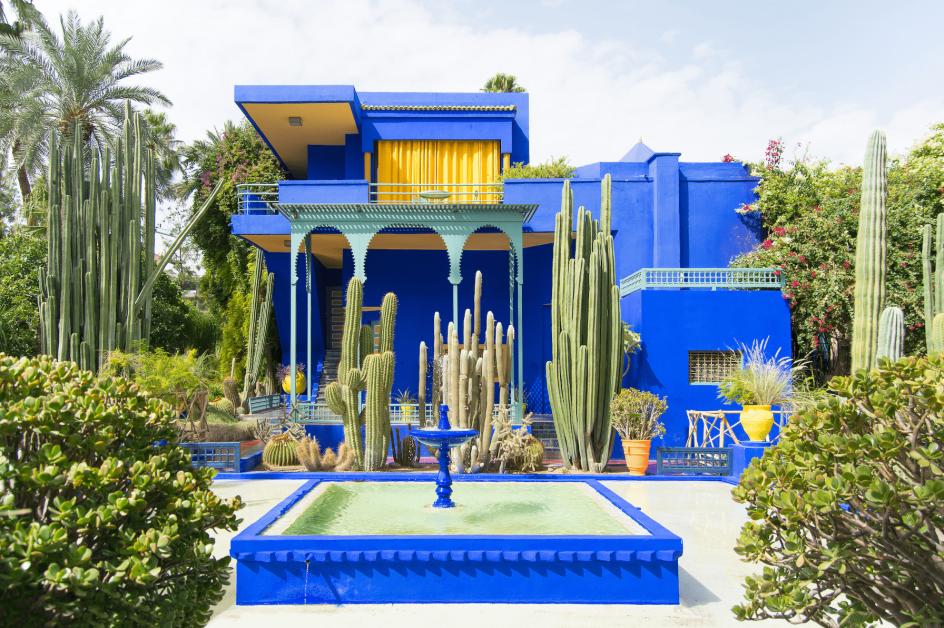 Jardin Majorelle, © Shutterstock