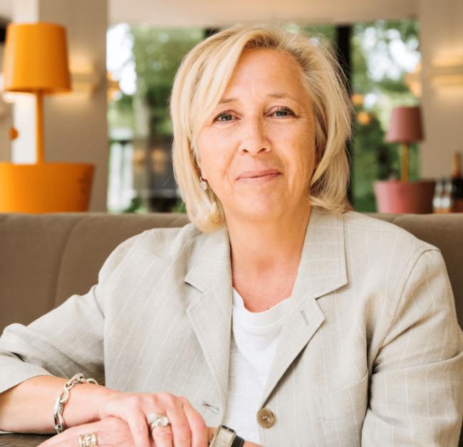 Helen Willems, créatrice de Be-oo-kay