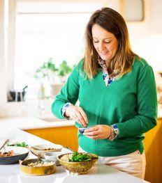 Le végétal dans l'assiette avec Audrey Elsen