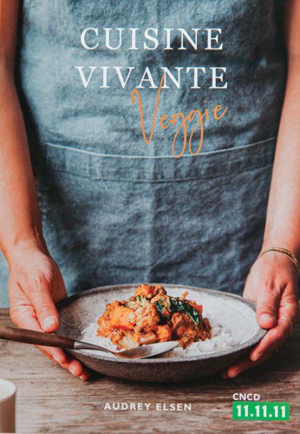 cuisine vivante livre audrey elsen