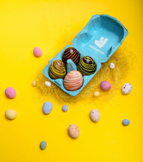 Pâques : des oeufs aux saveurs uniques et audacieuses