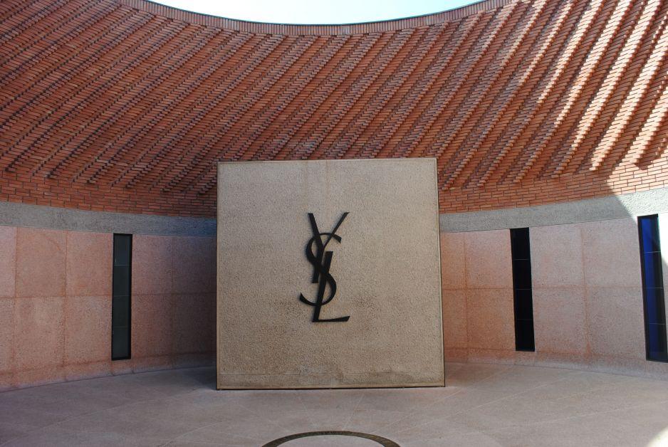 Musée Yves Saint Laurent à Marrakech, © JR Harris / Unsplash