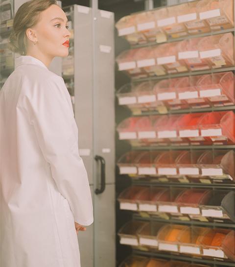 EXCLU : découvrez en vidéo la création de A à Z d'un rouge à lèvres Chanel