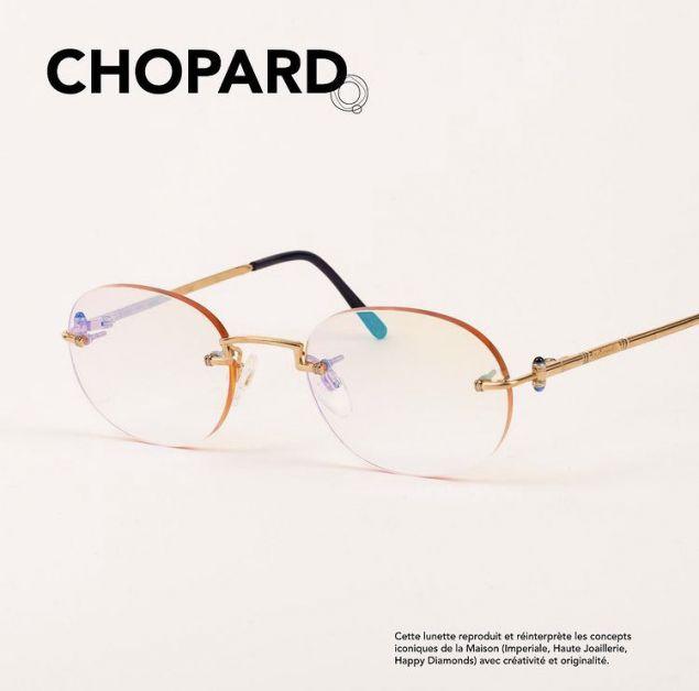 Lunettes Chopard