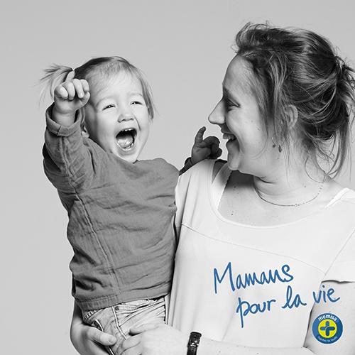 Séance photos Memisa mère et fille.