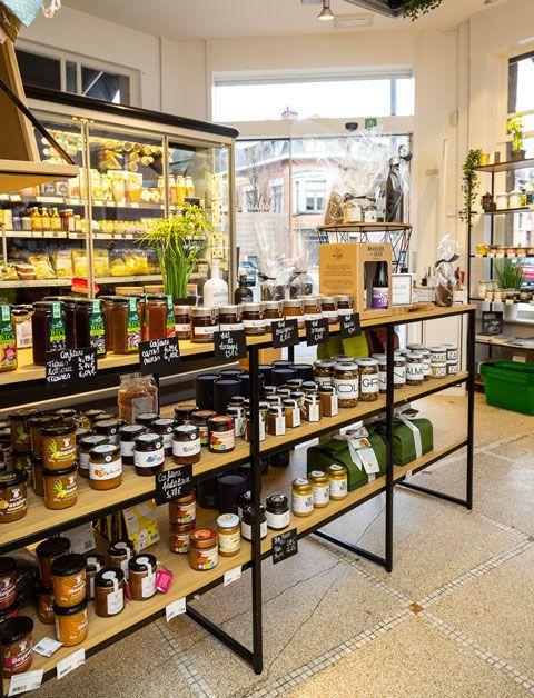 boutique Le Comptoir d'Amandine