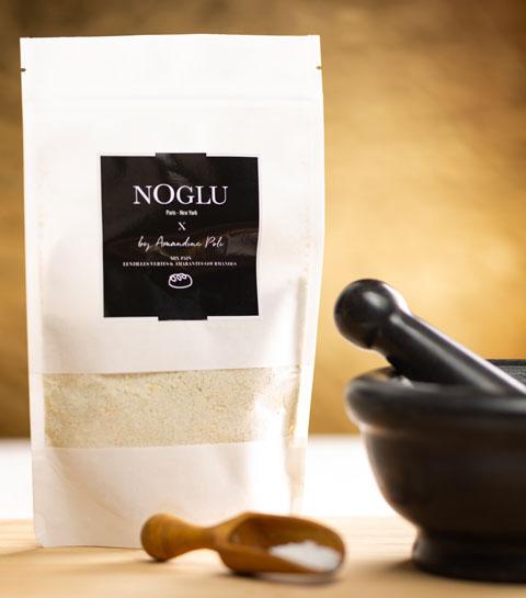 Noglu x Amandine Poli : des mix pour pains sans gluten