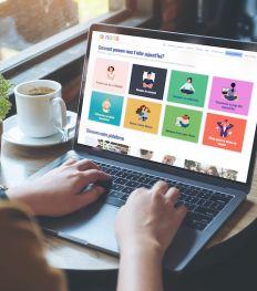 Noös : le premier réseau social dédié à la santé et au bien-être