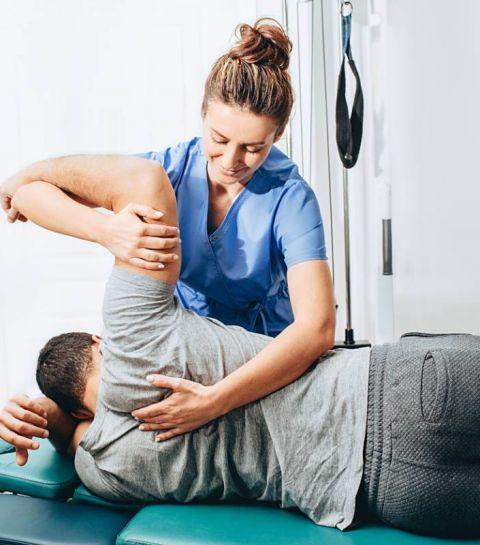 Covid-19 : l'ostéopathie à la rescousse des soignants