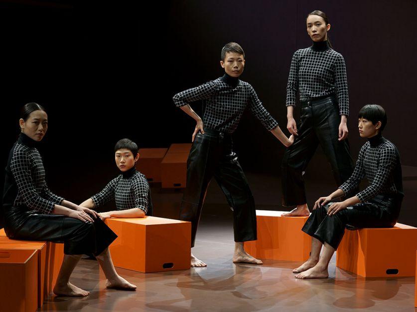 Gu Jiani Hermès