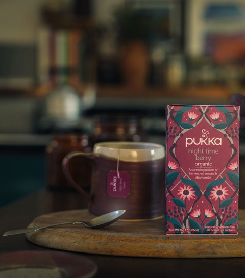 Pukka infusion sommeil