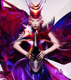 La collab qui claque : Dom Pérignon x Lady Gaga