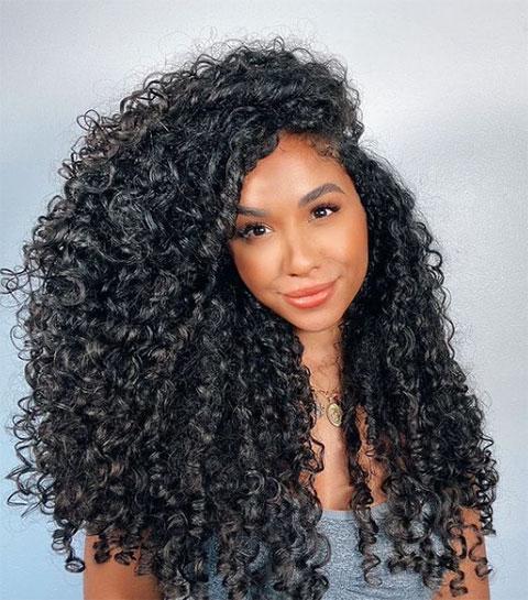 Quelle est la meilleure routine pour cheveux bouclés ?