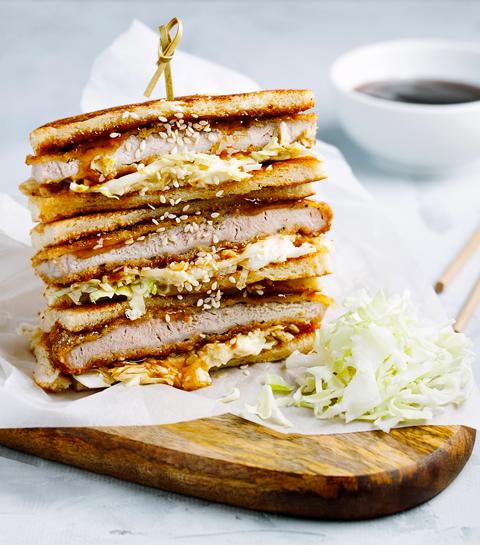 Sando : l'icône de la street-food japonaise s'impose en Belgique