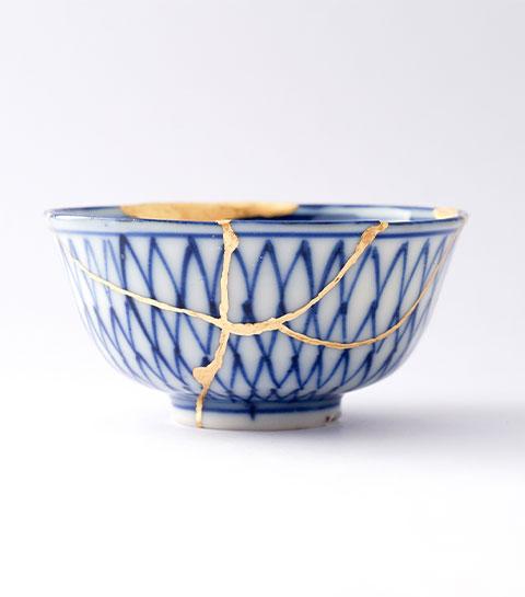Kintsugi : l'art japonais qui sublime nos objets cassés avec de l'or