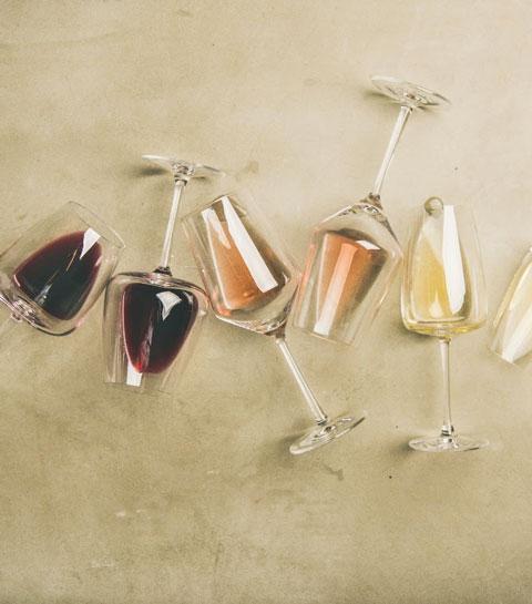 On a testé : une dégustation de vins à la maison