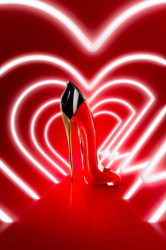 Le nouveau parfum Very Good Girl de Carolina Herrera.