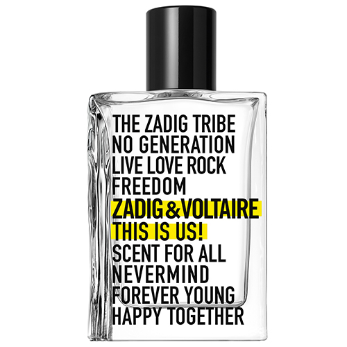 Parfum This Is Us de Zadig & Voltaire.