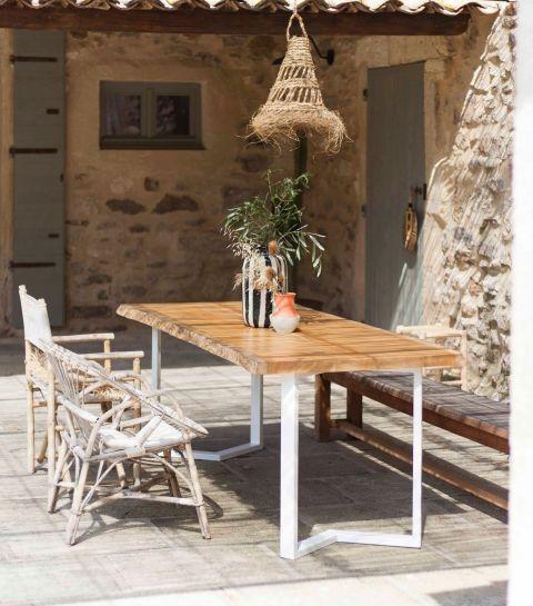 Le pied de table idéal pour votre table à manger.