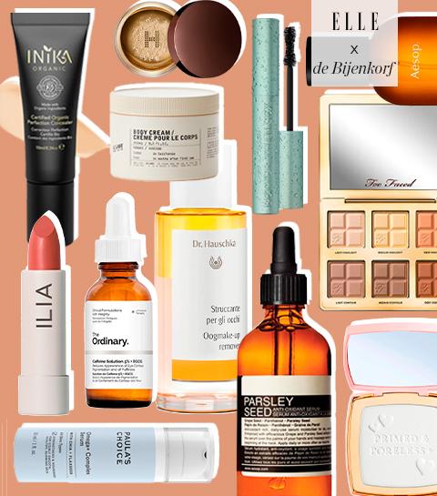 Nos 50 cosmétiques durables coups de coeur