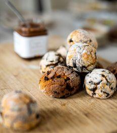 Les petits pains sans gluten d'Amandine Poli