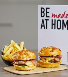 On a testé : la boxe Be Made at Home de Be Burger