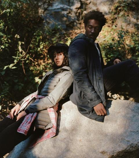 La marque d'outdoor Woolrich s'engage pour la planète