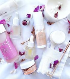 Aïam Maïa : des cosmétiques bio 100% français à base de rose