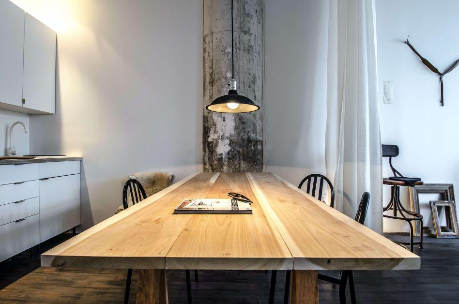 Le pied de table idéal pour votre table à manger. - 1