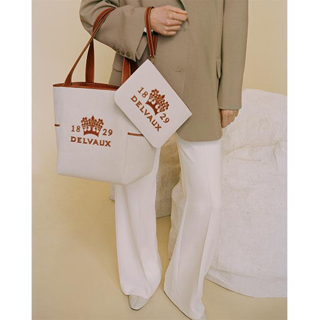 sac pochette delvaux