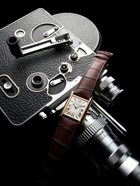 montre tank de Cartier